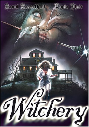 Witchery DVD Image
