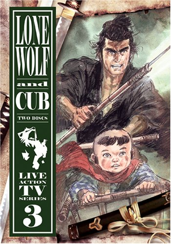 Lone Wolf And Cub (1973/ TV Series), Vol. 3 DVD Image