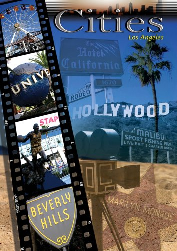 Cities: Los Angeles DVD Image