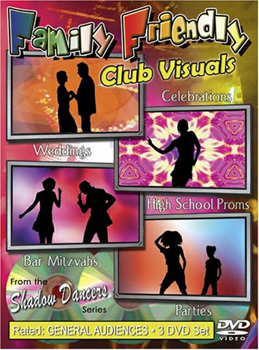 Family Friendly Club Visuals DVD Image