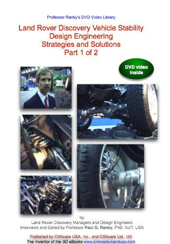 Land Rover Discovery Vehicle Stability Design Engineering Strategies And Solutions, Part 1  DVD Image