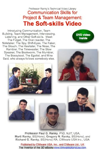 Communication Communication Skills For Project & Team Management: The Soft-Skills Video: Communication, Team Building, ... DVD Image