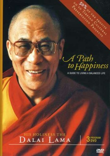 Path To Happiness: Talks With The Dalai Lama DVD Image