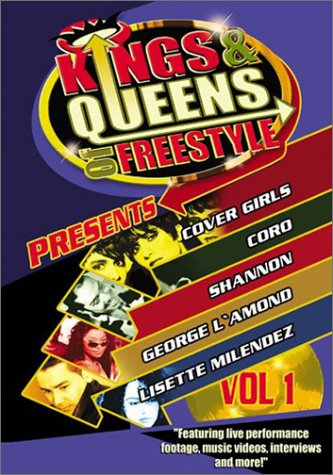 Kings and Queens of Freestyle, Vol. 1 DVD Image