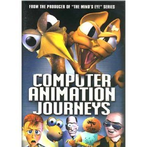 Computer Animation Journeys DVD Image