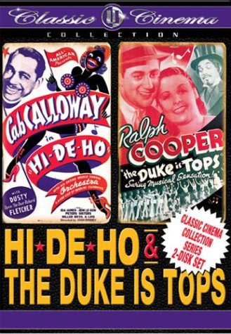 Hi De Ho (UrbanWorks) / The Duke Is Tops: Urban Works Classic Cinema Collection Presents (2-Pack) DVD Image