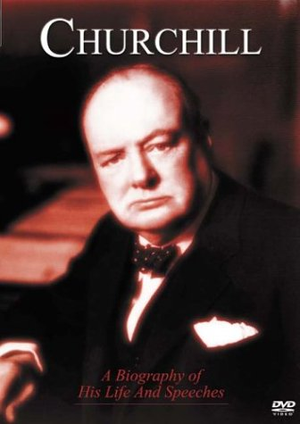 Churchill: A Biography Of His Life And Speeches DVD Image