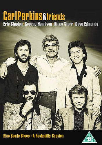 Carl Perkins & Friends: Blue Suede Shoes DVD Image