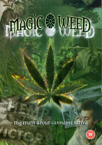 Magic Weed: The Truth About Cannabis Sativa (Snapper Music) DVD Image
