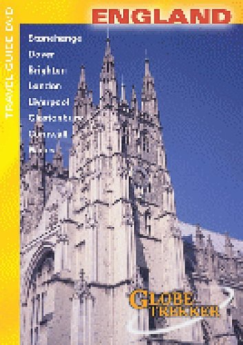 Globe Trekker: England: England & Wales And Historic England DVD Image