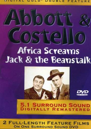 Africa Screams (Ideal Entertainment) / Jack And The Beanstalk DVD Image