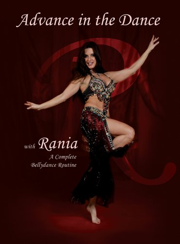 Rania: Advance In The Dance DVD Image