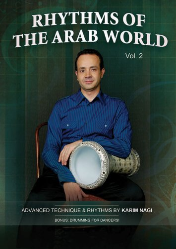 Rhythms Of The Arab World, Vol. 2 DVD Image