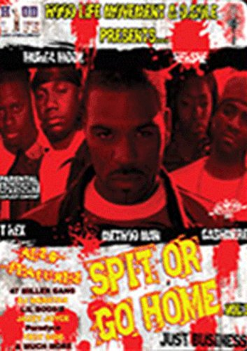 Spit Or Go Home, Vol. 3: Just Business DVD Image
