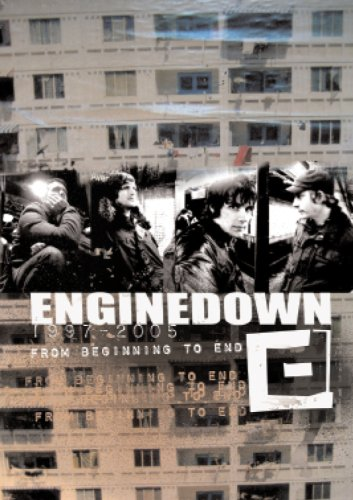 Engine Down: From Beginning To End: 1997-05 DVD Image