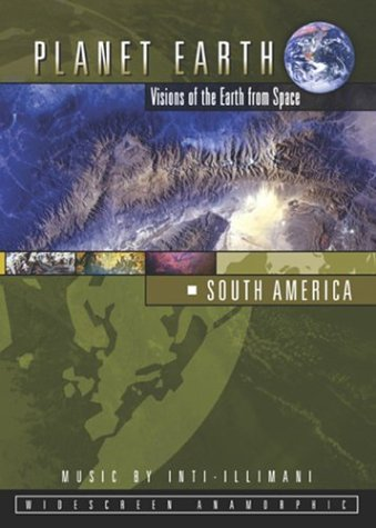 Planet Earth: South America DVD Image