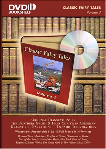 Classic Fairy Tales, Vol. 3 DVD Image