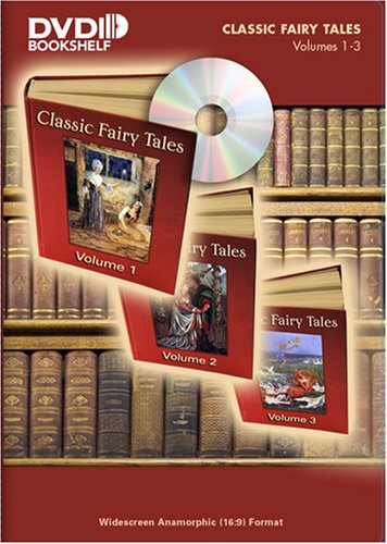 Classic Fairy Tales, Vol. 1 - 3 DVD Image