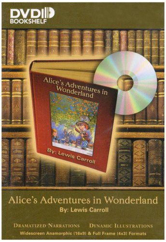 Classic Fairy Tales: Alice's Adventures In Wonderland DVD Image