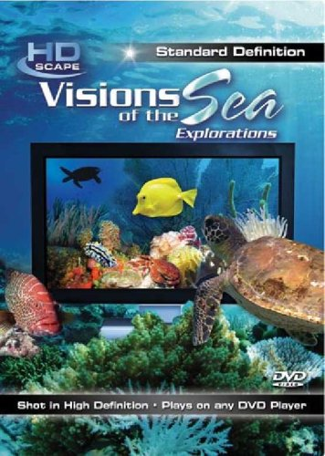 Visions Of The Sea: Explorations DVD Image