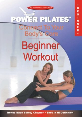 Power Pilates: Connect To Your Body's Core: Beginner Workout DVD Image