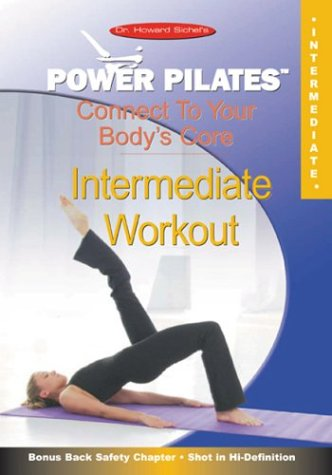 Power Pilates: Connect To Your Body's Core: Intermediate Workout DVD Image