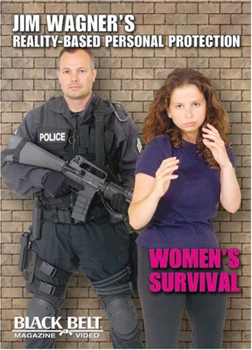 Jim Wagner's Reality-Based Personal Protection: Women's Survival DVD Image