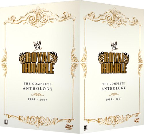 WWE: Royal Rumble 1985 - 2005: The Complete Anthology Box Set DVD Image