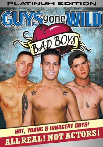 Guys Gone Wild: Bad Boys DVD Image