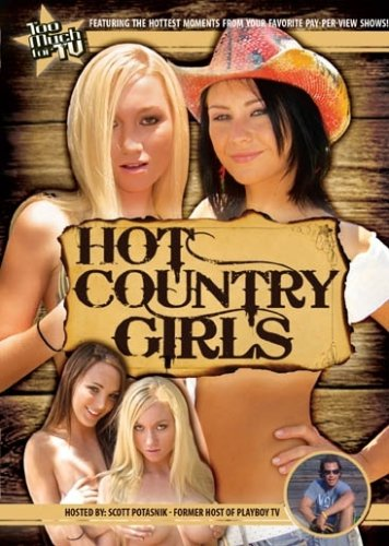 Too Much For TV: Hot Country Girls DVD Image