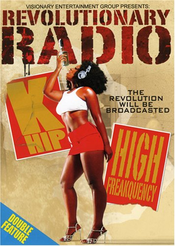Revolutionary Radio: The Rise And Fall Of The Big 8: K-Hip / High Reakquency (Double Feature) DVD Image
