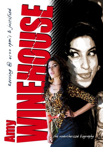 Amy Winehouse: Revving @ 4500 RPM's & Justified: Unauthorized DVD Image