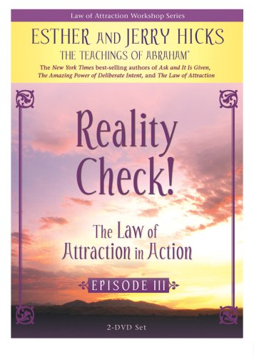 Law Of Attraction In Action: Episode III DVD Image