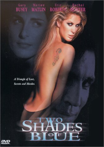 Two Shades Of Blue DVD Image