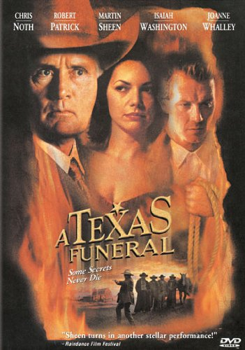 Texas Funeral DVD Image