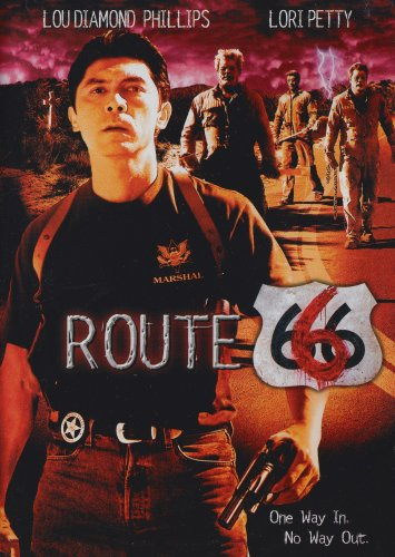 Route 666 DVD Image