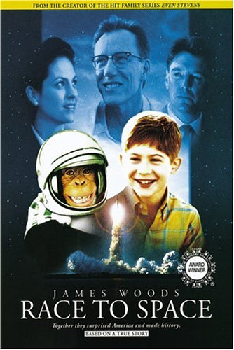 Race To Space DVD Image