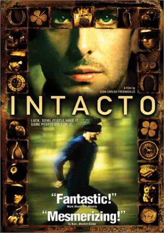 Intacto (Special Edition) DVD Image
