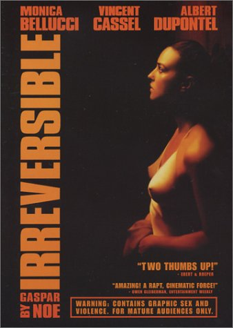 Irreversible (Special Edition) DVD Image