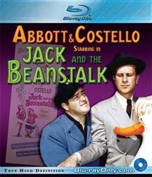 Jack And The Beanstalk (1952/ Blu-ray Only/ Blu-ray) DVD Image