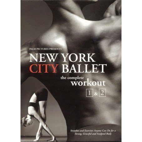 New York City Ballet: The Complete Workout DVD Image