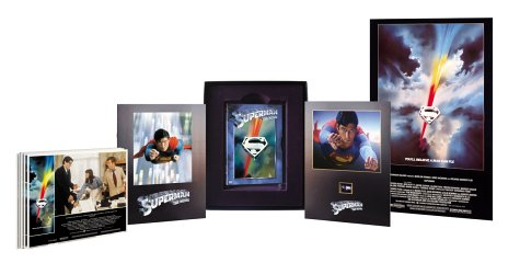 Superman: The Movie (Creative Design/ Limited Edition Collector's Deluxe Box Set) DVD Image