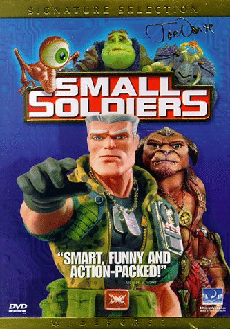 Small Soldiers (Signature Collection) DVD Image