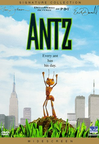 Antz (Signature Collection) DVD Image