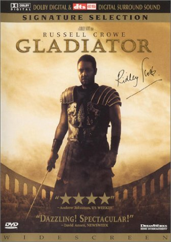Gladiator (2000/ Special Edition/ 2-Discs) DVD Image