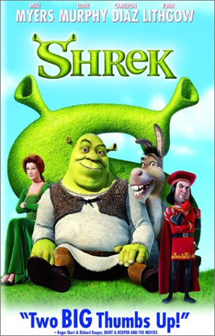 Shrek (Special Edition/ Widescreen) DVD Image