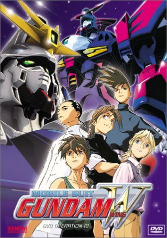 Mobile Suit Gundam Wing: Operation #10 DVD Image