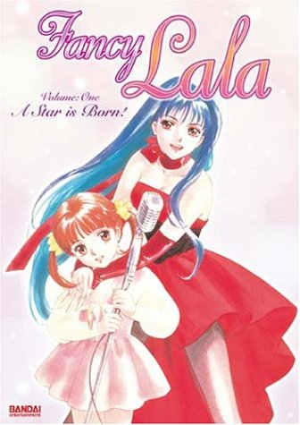 Fancy Lala #1: A Star Is Born! DVD Image
