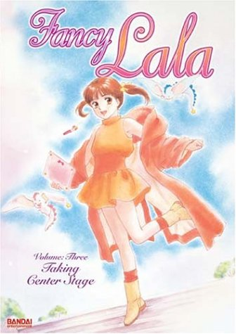 Fancy Lala #3: Taking Center Stage DVD Image