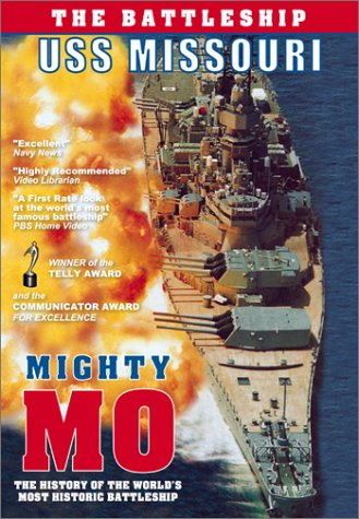 Mighty Mo The Battleship DVD Image